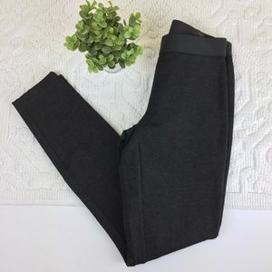 J crew pixie pant 00S charcoal grey legging